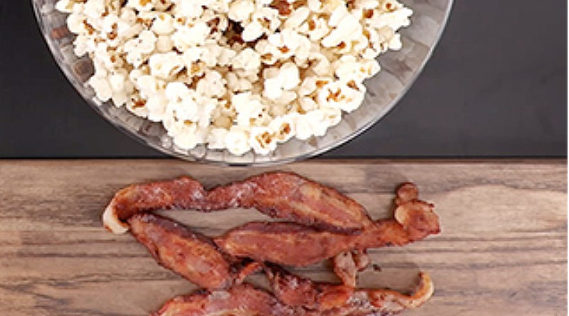 This Bacon Fat Popcorn Hack Will Revolutionize Your Movie Nights