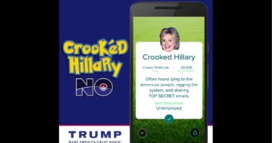 Donald Trump Mocks Hillary With Pokemon GO Themed Video