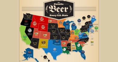 The Favorite Beer of Every U.S. State