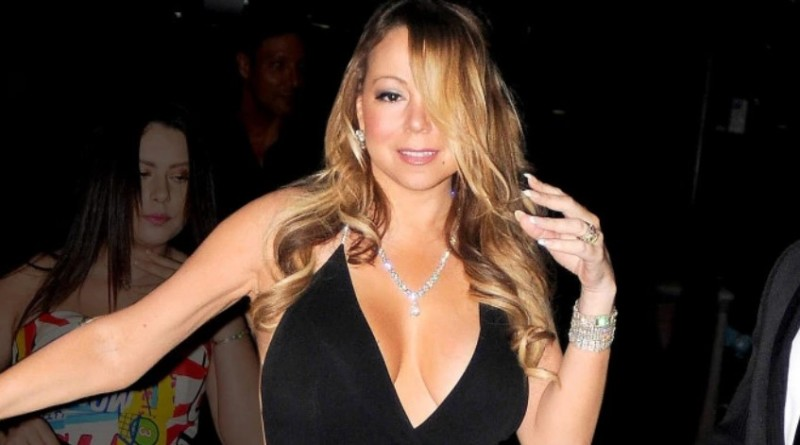 Mariah takes diva behavior to a whole new level
