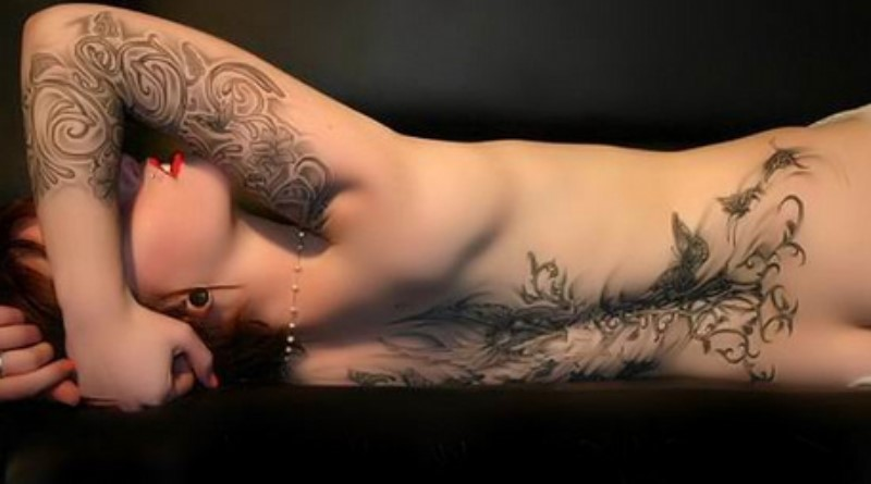 Study Suggests Some Tattoo Inks Could Be Toxic