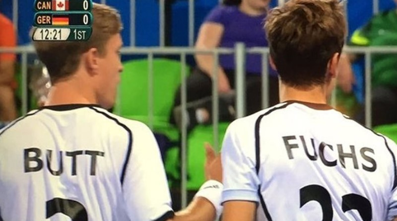 The NSFW Name-Pairing Of Butt And Fuchs Just Won The Olympics