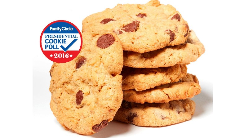 Clinton Family's Chocolate Chip Cookies