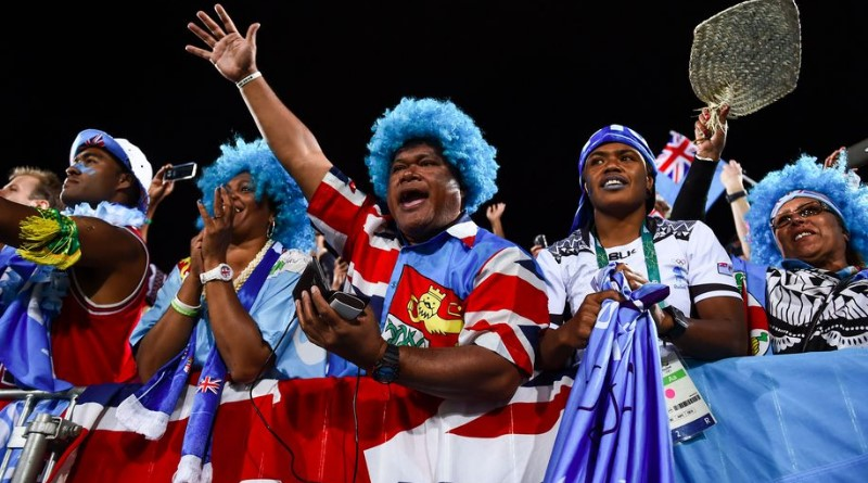 Fiji captures its first Olympic gold medal in 60 years of trying