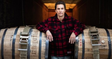 Matthew McConaughey Is the New Face of Wild Turkey