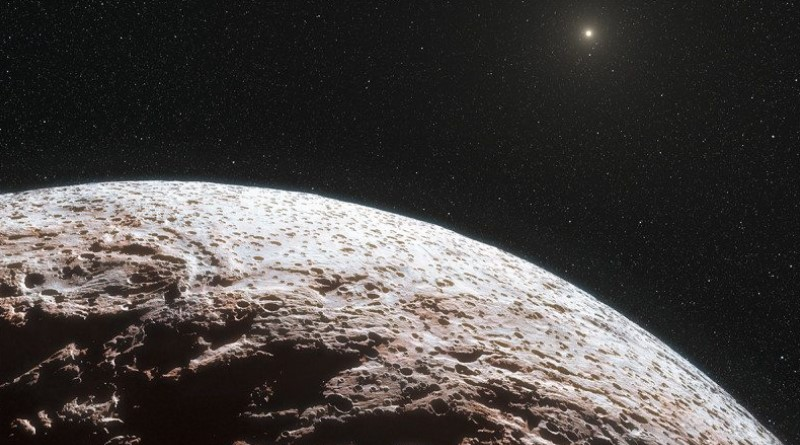 Mystery object in weird orbit beyond Neptune cannot be explained