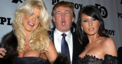 Trump Vows To Crack Down On Pornography (Yes, Really!)