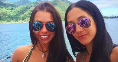 Women charged over $30 million coke smuggle had a good time on their trip, at least