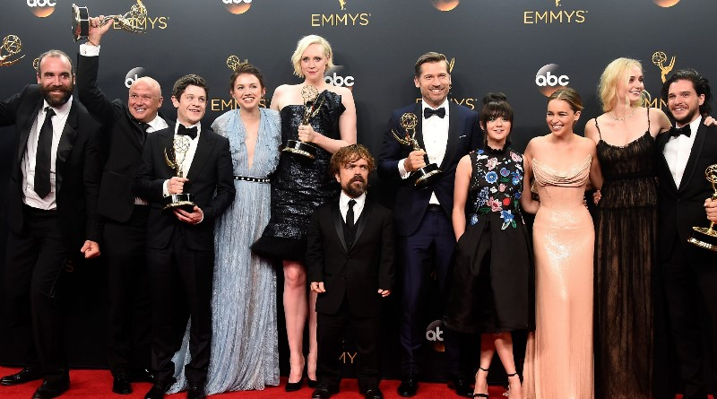 The 'Game of Thrones' cast rocked the Emmys — here's what they look like in real life