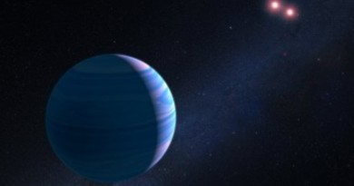Hubble has discovered an alien planet that orbits 2 stars at once — and that's not the weirdest part