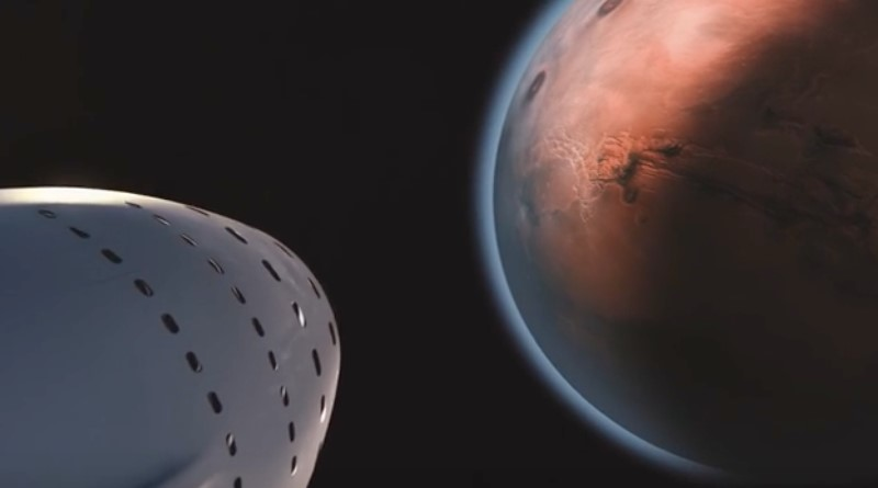 Elon Musk Isn't Kidding About Putting You On Mars