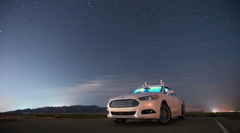 A company you've never heard of is quietly leading the driverless car revolution