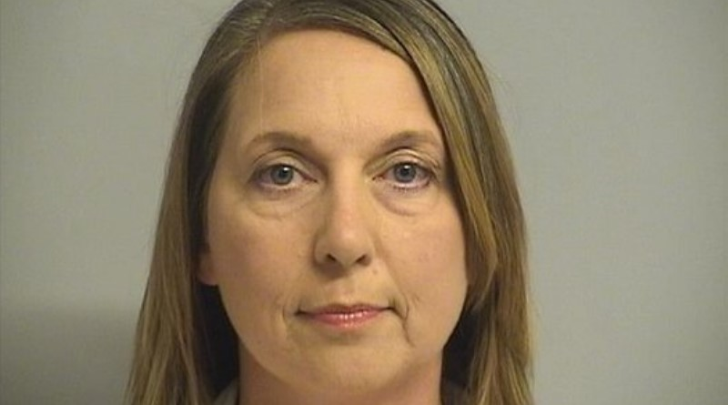 Betty Shelby Charged With Manslaughter In Terence Crutcher Shooting