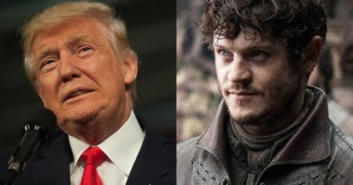 Sounds like even Ramsay Bolton is fed up with Donald Trump