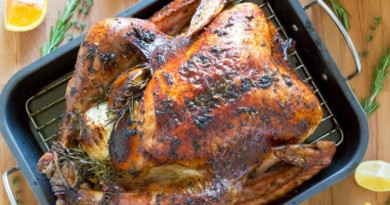 This Foolproof Roast Turkey Recipe Will Even Impress Nana