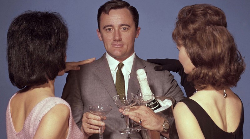 Robert Vaughn, star of 'The Man From U.N.C.L.E.,' dies at 83