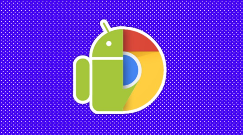 android chrome how to stop download