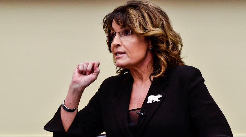 'Republicans oppose this, remember?': Sarah Palin slams Trump for 'crony capitalism' Carrier deal