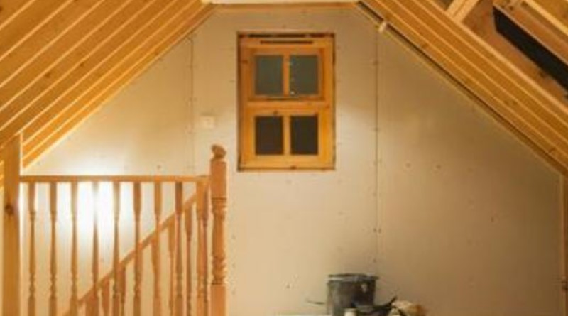 How to Create Extra Living Space in Your Attic