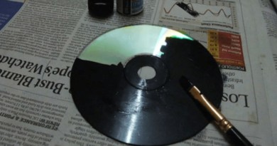 Brilliant DIY Idea To Recycle Your Old CDs