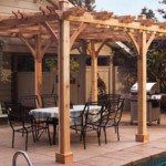 How to Build a Pergola Right in Your Backyard