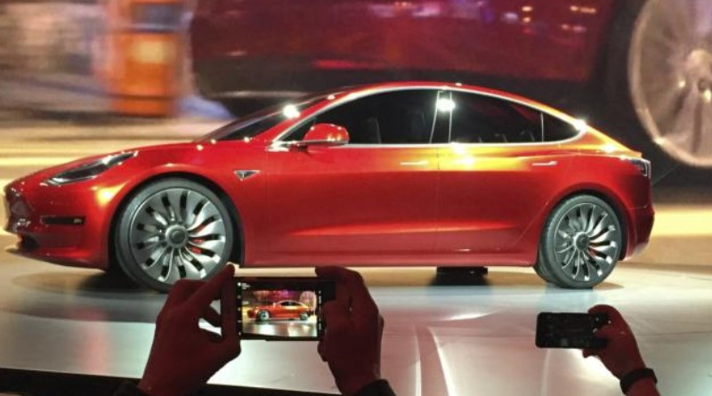 Tesla says its Model 3 car will go on sale on Friday