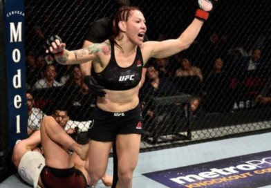 UFC 222: Cris Cyborg dominates Yana Kunitskaya